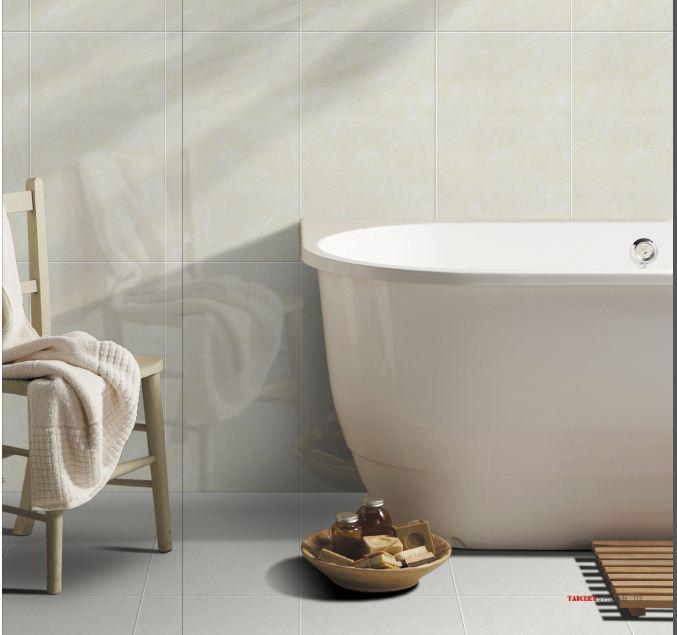 chọn gạch lát nền 30x30 cho nhà tắm theo màu sắc