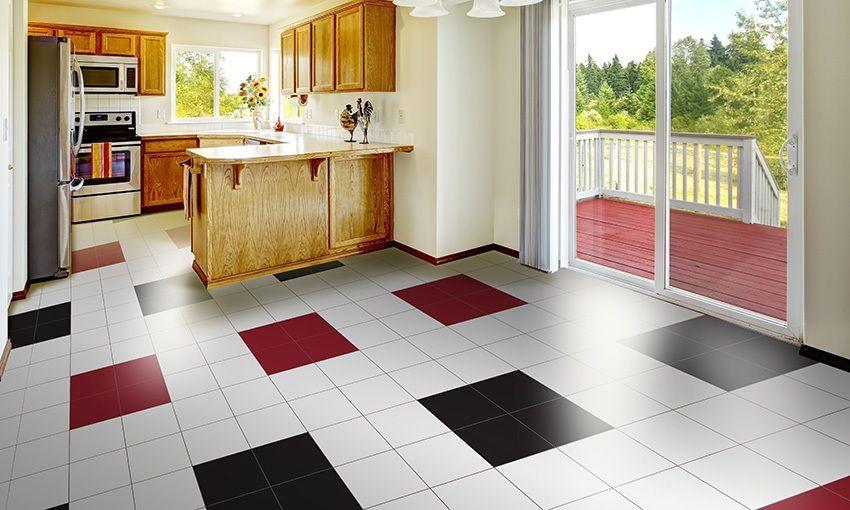 chọn gạch lát nền taicera cho nhà bếp