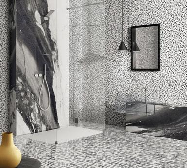 chọn gạch ốp lát vietceramic cho nhà tắm