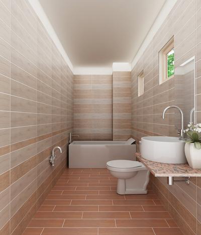 Chọn gạch nhám cho nhà tắm
