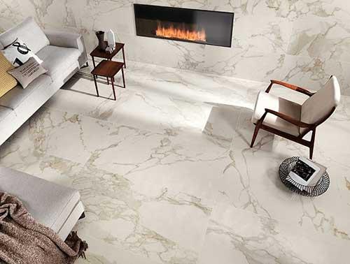 gạch nát nên granite