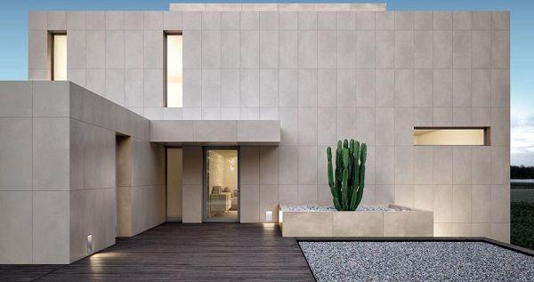 Những lý do nên sử dụn gạch ốp tường ngoài trời