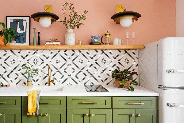 [Không thể bỏ lỡ] 50+ mẫu gạch ốp tường nhà bếp đẹp ấn tượng nhất 2021 1