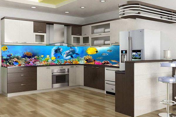 [Không thể bỏ lỡ] 50+ mẫu gạch ốp tường nhà bếp đẹp ấn tượng nhất 2021 10