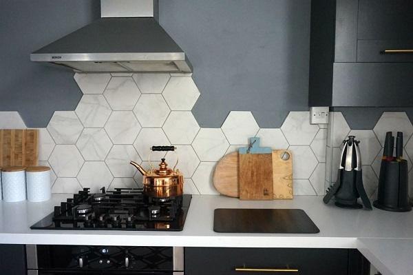 [Không thể bỏ lỡ] 50+ mẫu gạch ốp tường nhà bếp đẹp ấn tượng nhất 2021 15
