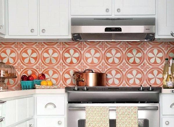 [Không thể bỏ lỡ] 50+ mẫu gạch ốp tường nhà bếp đẹp ấn tượng nhất 2021 16