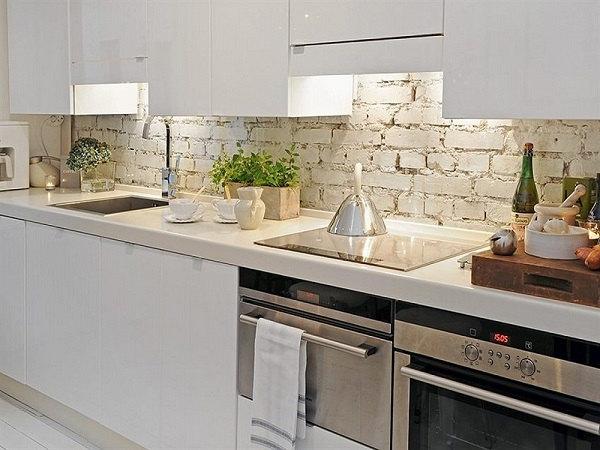 [Không thể bỏ lỡ] 50+ mẫu gạch ốp tường nhà bếp đẹp ấn tượng nhất 2021 18