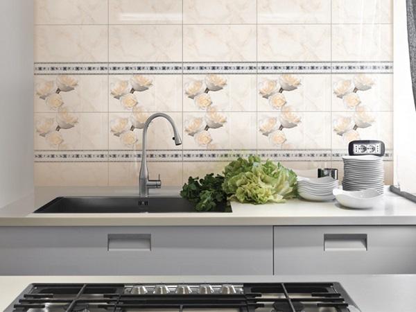 [Không thể bỏ lỡ] 50+ mẫu gạch ốp tường nhà bếp đẹp ấn tượng nhất 2021 2