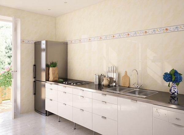 [Không thể bỏ lỡ] 50+ mẫu gạch ốp tường nhà bếp đẹp ấn tượng nhất 2021 20