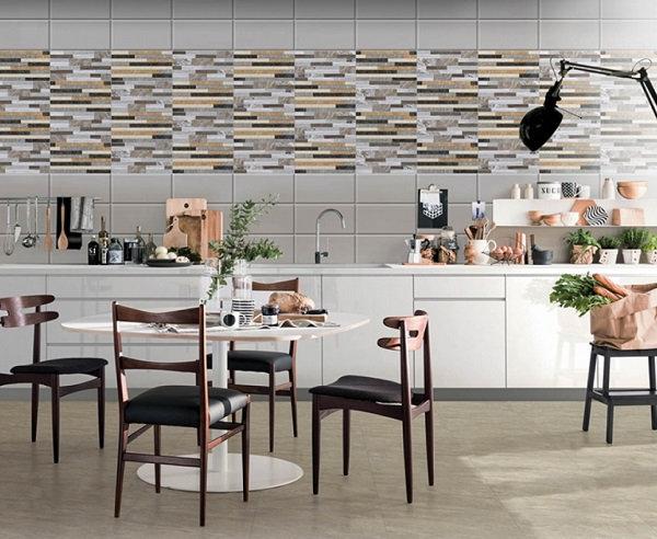 [Không thể bỏ lỡ] 50+ mẫu gạch ốp tường nhà bếp đẹp ấn tượng nhất 2021 22