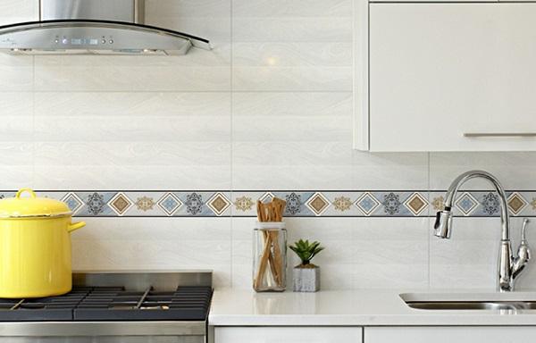 [Không thể bỏ lỡ] 50+ mẫu gạch ốp tường nhà bếp đẹp ấn tượng nhất 2021 23