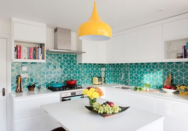 [Không thể bỏ lỡ] 50+ mẫu gạch ốp tường nhà bếp đẹp ấn tượng nhất 2021 27