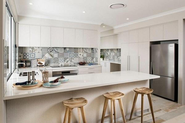 [Không thể bỏ lỡ] 50+ mẫu gạch ốp tường nhà bếp đẹp ấn tượng nhất 2021 3