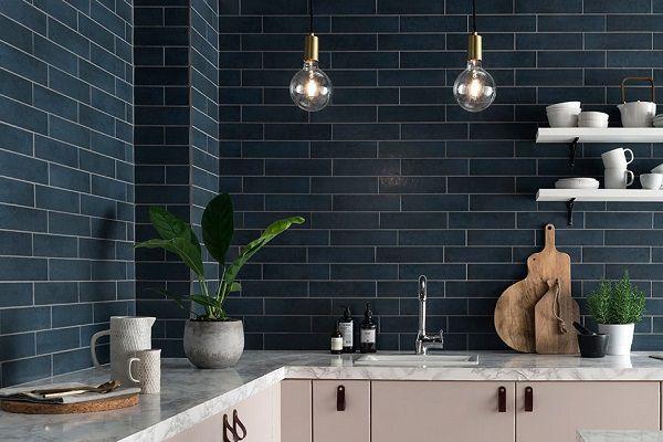 [Không thể bỏ lỡ] 50+ mẫu gạch ốp tường nhà bếp đẹp ấn tượng nhất 2021 30