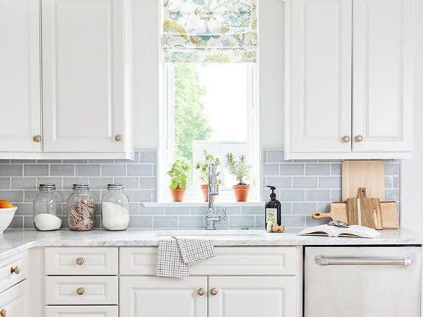 [Không thể bỏ lỡ] 50+ mẫu gạch ốp tường nhà bếp đẹp ấn tượng nhất 2021 33