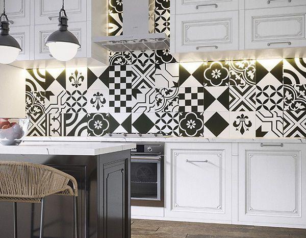 [Không thể bỏ lỡ] 50+ mẫu gạch ốp tường nhà bếp đẹp ấn tượng nhất 2021 37