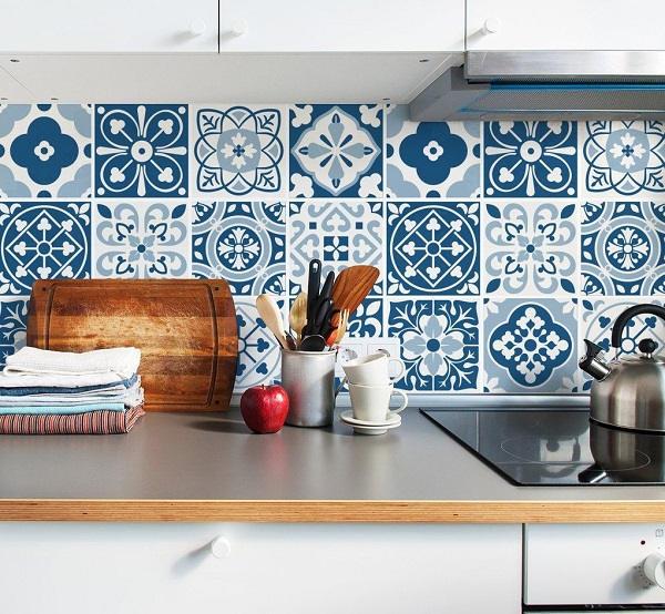 [Không thể bỏ lỡ] 50+ mẫu gạch ốp tường nhà bếp đẹp ấn tượng nhất 2021 4