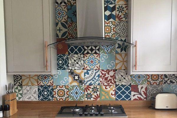 [Không thể bỏ lỡ] 50+ mẫu gạch ốp tường nhà bếp đẹp ấn tượng nhất 2021 6