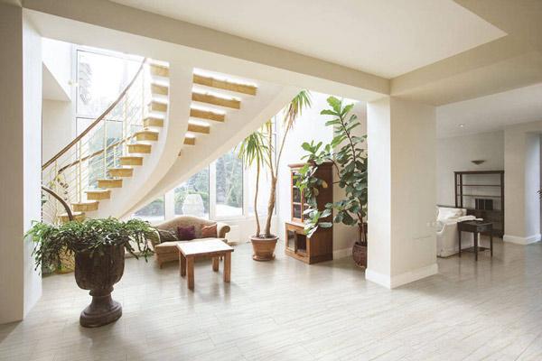 TOP mẫu gạch lát nền phòng khách màu trắng đẹp - sang nên chọn 2021 3