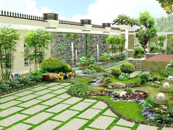 Nguyên tắc chọn mua gạch lát sân vườn giá rẻ đảm bảo chất lượng 1